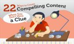 22 Ways to Create Content