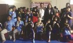 MSians bag medals at State level Kick boxing