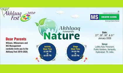 Akhlaaq Fest 2020