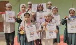 9 medals in State Level Drawing Competition