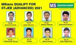 37 MSians qualify for IIT-JEE (Advanced)