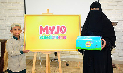 MYJO School at Home