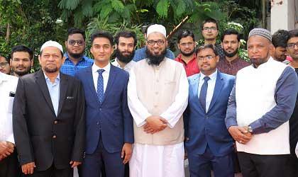 MS IAS Academy Felicitation Day 1